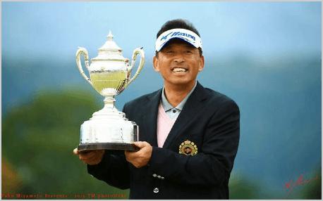 日本シニアオープンゴルフ選手権 2015